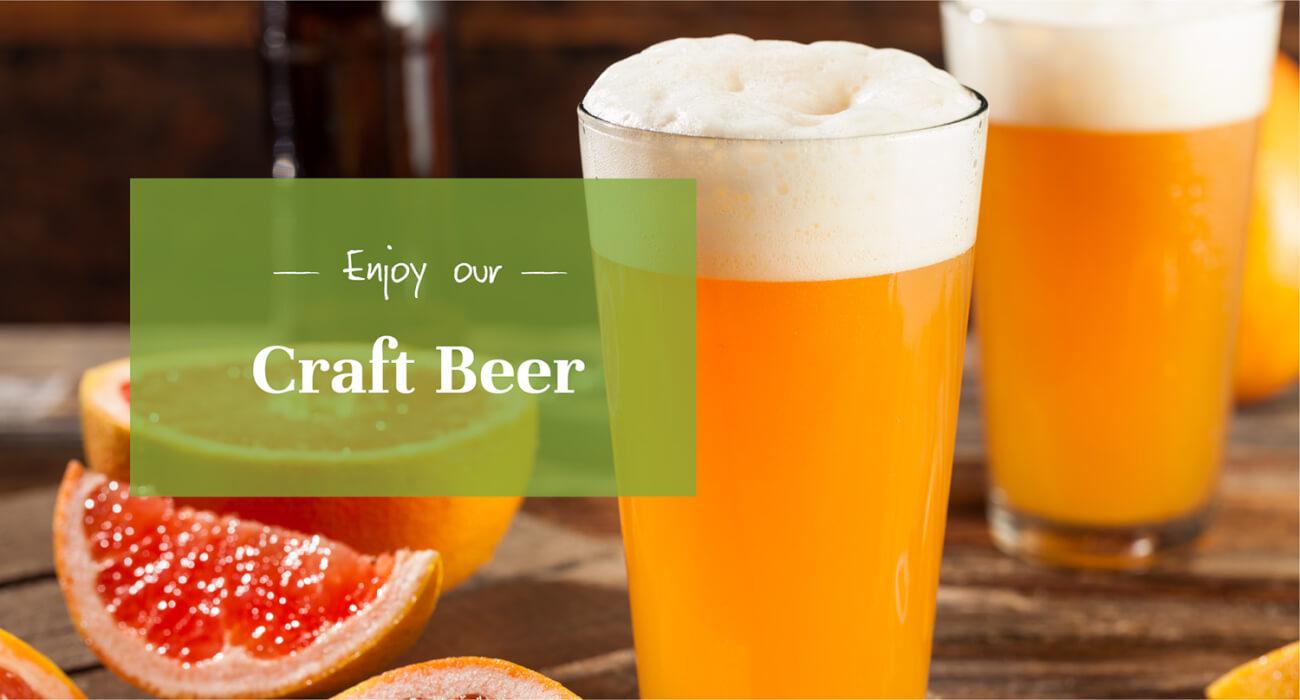 Green Way Market - Craft Beer