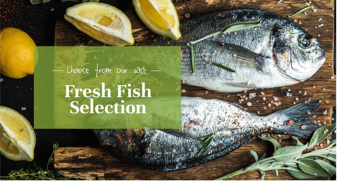 Green Way Market - Fresh Fish