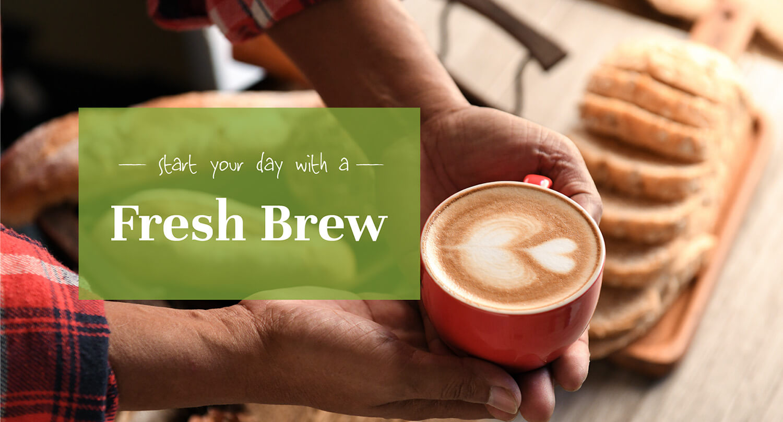 Green Way Market - Fresh Brew