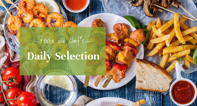 Green Way Market - Daily Selection